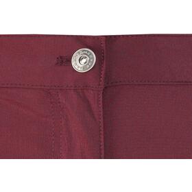 Mammut Runbold Light korte broek Dames rood